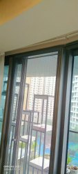 Aluminum Sliding Mosquito Net Window