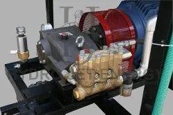 HJE-1415 High Pressure Triplex Plunger Pump