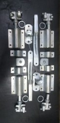 Shipping Container Door Lock Set