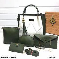 Jimmy Choo Designer Hand Bags Combo