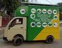 Vegetable van