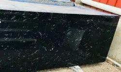 Rajasthan 16 mm Black Pearl Granite Slab
