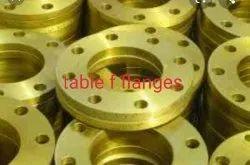 F Table Flange