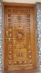 Carved door, For Home