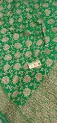 Handloom Banarasi Khadi Chiffon Silk Sarees