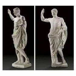 White Frp Greek God Statue Babita Arts Designs Id 22581359630