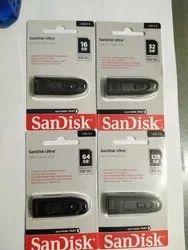 SanDisk 64GB 3.0 Ultra USB Pendrive