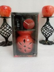 Gift pack Candle diffuser