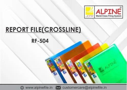 Report File(Crossline)