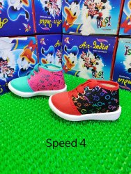 PVC Kids Shoes, Article: Speed, Size: 2-10