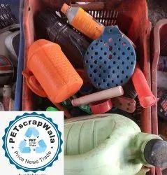 HDPE Blow Plastic Scrap