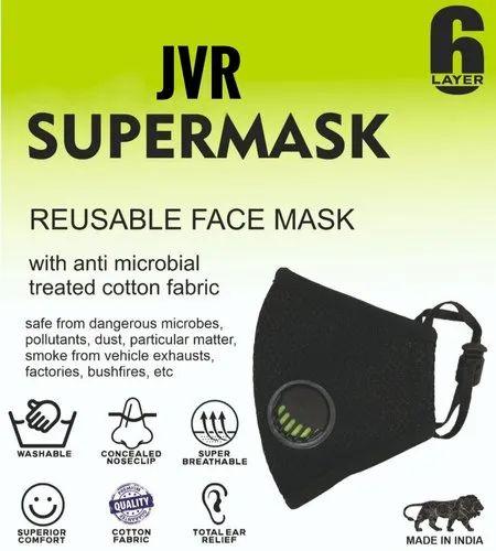 JVR Super Face Mask
