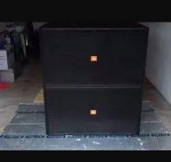 Double Bass Speaker Cabinet