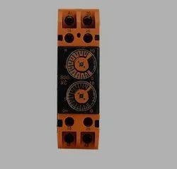 Selectron Din rail cyclic timer 800xc