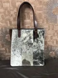 Ladies Leather Tote Bags
