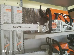 Stihl Chainsaw Ms 382