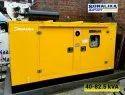40 Kva Sonalika Silent Diesel Generator, 3 Phase