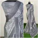 Ladies Granny printed saree