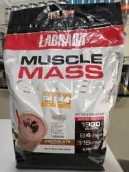 Labrada Muscle Mass Gainer 12 Lbs, Non prescription
