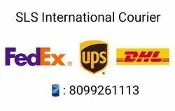 SLS International Courier DHL FedEx UPS, Ganapavaram 534198, Lowest Cost Express Services