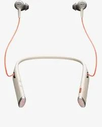 Plantronics Silver Voyager 6200 UC Wireless Bluetooth Neckband Headset, Bluetooth Version: V4.1, Weight: 56 Grams