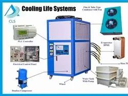 portable chillers for injection molding, Extra, 4500 kg
