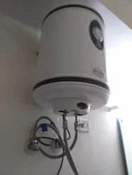 Electric and gas geyser install repair and service