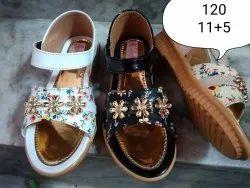 Canvas Flats & Sandals Fancy Ladies Chapples