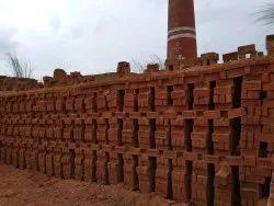 Karan Soil Red Brick, Size: 9x4x3 Inch