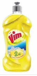 Vim Liquid Lemon 750 Ml, For Dish Washing