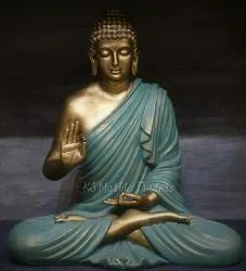 Blessing Buddha Statues