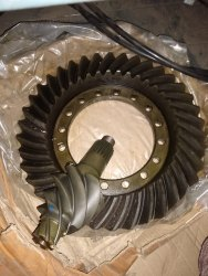 Crown Pinion Bharat Benz Spare Parts, Vehicle Model: 1214 R