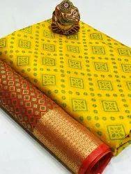Banarrasi Weaving Silk