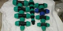 HDPE Pipe Compression Fittings