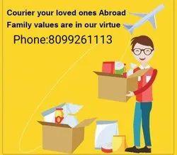 SLS International Courier DHL &FedEx,UPS Service Kakinada 533003