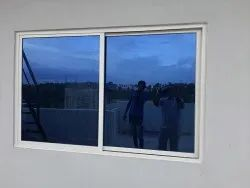 Aluminum sliding door with one way glass, For Home, Exterior