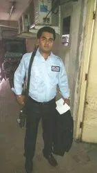 Corporate Male Official Security Services