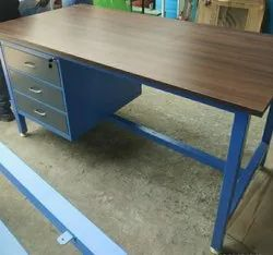 Industrial Metal Work Tables