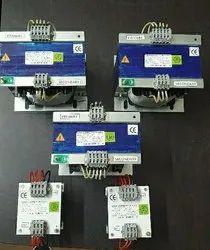 50w To 50000w Single Control Transformer, For Industrial