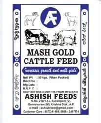 Mash Gold Cattle Feed