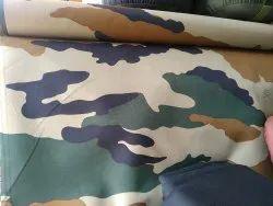 Cotton Printed Cloth Printing, Army