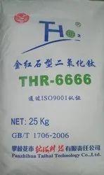 THR 6666 Titanium Dioxide