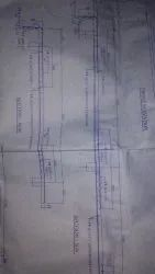 Residential and commercial building plan, in Pan India, 209