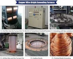 Copper Wire Annealing Furnace