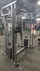 Cross over with Smith machine