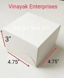 Burger Box Paper