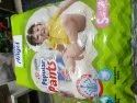 Cotton Disposable Baby Diapers, Small