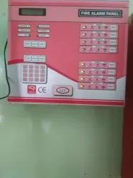 Copper Red Fire Alarm System, Size: 600 X 600 X 250, Model Name/Number: P S