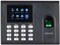 Identix K30 Biometric Attendance System