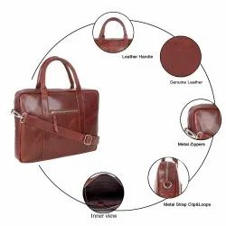 Genuine leather VT bags